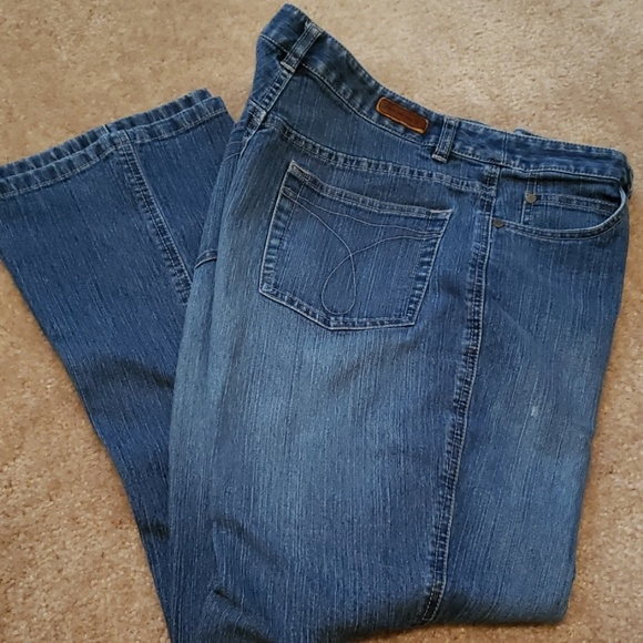 Calvin Klein Jeans Denim - Blue jeans